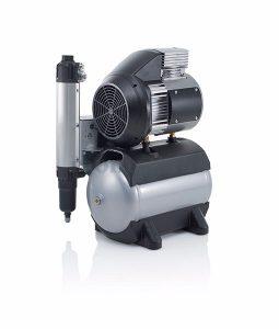 compressor t1 com secador durr dental