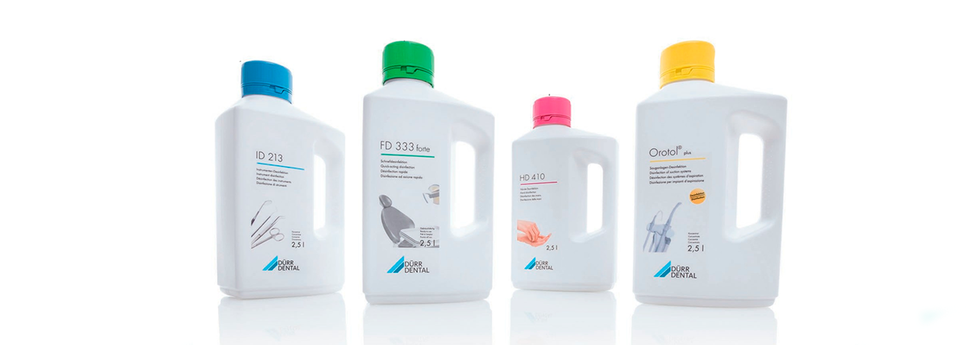 sistema-de-higiene-da--Dürr-desinfetantes